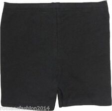 Boys Girls Unisex Cotton Soft Fabric Elasticated Shorts Kids PE Schoot Football