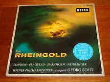 Wagner - Rheingold - Solti - Decca 3 LP Box Black/Gold Mono
