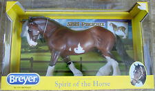 Breyer Traditional SBH Phoenix Champion Clydesdale Draft Stallion