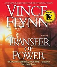 Transfer of Power [Audio] by Vince Flynn