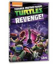 Dvd TEENAGE MUTANT NINJA TURTLES - Stagione 03 Vol. 4 Vendetta - (1987) ...NUOVO