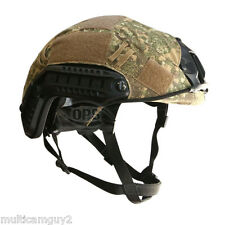 OPS/UR-TACTICAL HELMET COVER FOR OPS-CORE FAST HELMET IN PENCOTT BADLANDS-M/L
