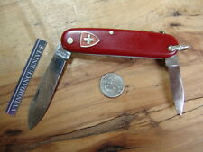 WENGER - VINTAGE--SWISS ARMY KNIFE--HIGHLY COLLECTIBLE--GR8 CONDITION 4 ITS AGE