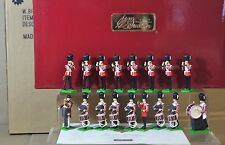 Britains 41175 grenadier guards tambour et fife fanfare x 17 set mib nj