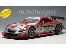 AUTOart 80631 LEXUS SC 430 SUPER GT 2006 TOMS #36 1/18 DIECAST MODEL CAR