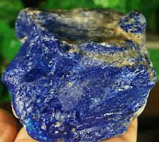 Lapis lazuli AAA 1270 Grams Gemstones Minerals Specimens Cabbing Rough Lapidary