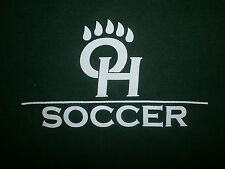 OTTAWA HILLS GREEN BEARS SOCCER T SHIRT Kids Long Sleeve Ohio Small 6-8