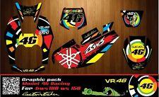 YAMAHA BWS ZUMA 50,100,125 GRAPHIC KIT,DECALS,STICKERS