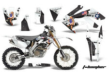 AMR Racing Honda CRF250X Graphic Decal Number Plate Kit Bike Sticker 04-15 TBOM