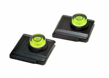 2x Hot Shoe Spirit Level Cover Cap for SONY ALPHA DSLR Cameras