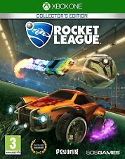 Rocket League Collector's Edition Xbox One Brand New Factory Sealed