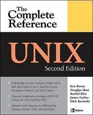 UNIX: The Complete Reference: The Complete Reference by Richard R. Rosinski,...
