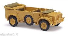 Busch 80002, Horch 108 Tipo 40 Coche Del Equipo, H0 Modelo 1:87, Militar Edición