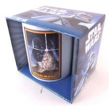STAR WARS MOVIE POSTER CERAMIC MUG BRAND NEW GREAT GIFT VINTAGE STYLE TEA-COFFEE