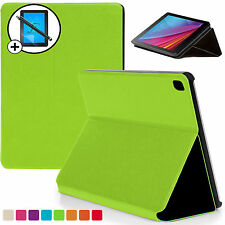 Green Clam Shell Smart Case Cover Huawei MediaPad T1 7.0 Plus Screen Prot Stylus
