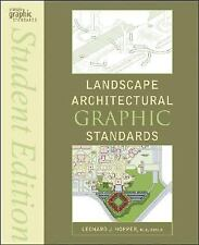 Landscape Architectural Graphic Standards 1E Student Edition by Hopper