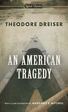 An American Tragedy by Theodore Dreiser (2010, Paperback)