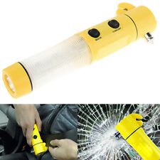 4 in 1 Multi-function Emergency LED Flashlight for Auto-used