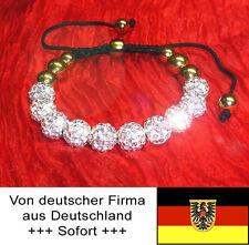 Shambhala Luxus Armband, Gold, schönes Schmuck-Geschenk, Shambala