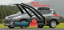 PEUGEOT 207 5D SW-  estate 2006-2016 Wind Deflectors 4 pcs. HEKO (26130)