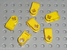LEGO TECHNIC Yellow axle joiners ref 6536 / set 8421 8069 8275 8043 8264 8258...