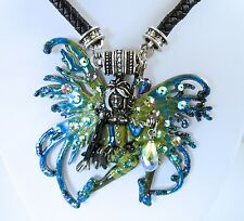 Kirks Folly AVALON SPIDERELLA  FAIRY WITCH Magnetic  Enhancer Necklace SF