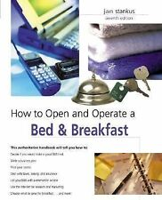How to Open and Operate a Bed & Breakfast, 7th  Home-Based Business S 0762728132