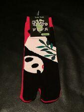 Japanese Mens Tabi Socks for Flip Flop (Split Toe) ~~ NWT!!
