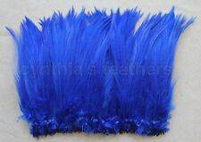 "7.0g, 1/4OZ, 5-7"" Rooster COQUE Hackle Feathers for crafting, 20+ Colors to pick"