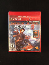Uncharted 2: Among Thieves -- Game of the Year Ed. (Sony Playstation 3)