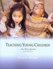 Teaching Young Children: An Introduction (2nd Edition)-ExLibrary