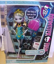 Monster High Dolls Schools Out Lagoona New in Box