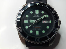 CITIZEN DIVER´S JAPAN 740222 GN-4-S  SS