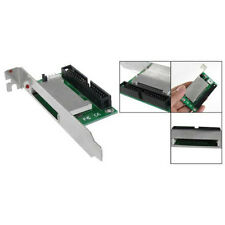 "CF Flash Card to 40 Pins IDE 3.5"" Male Adapter Bracket Mount BT"