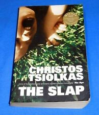 The SLAP by Christos TSIOLKAS Book Novel Paperback Excellent 482 Pages