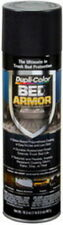 Duplicolor BAA2010;Bed Liner; Bed Armor (TM); Paint-On; Aerosol; Black;