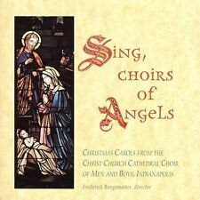 Sing Choirs of Angels 2005 by Christ Church Cathedral Choir