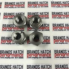4 X Ford Sierra and Escort RS Cosworth Stainless Self Locking Exhaust Nuts