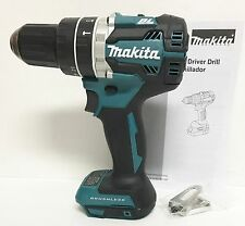 "Makita XPH12Z 18V LXT Lithium-Ion Brushless Cordless 1/2"" Hammer Drill -NEW-2016"