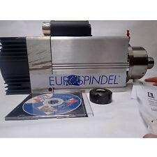 EUROSPINDEL (EUROSPINDLE) HIGH SPEED SPINDLE MOTOR MODEL GHE-ER 32 NEW OLD STOCK