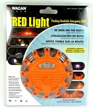 2639  WAGAN FRED Light Flashing Roadside Emergency Disk, Crushproof & Rainproof
