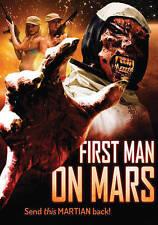 First Man on Mars (DVD, 2016) Brand New Ships Worldwide