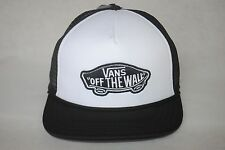 Vans Shoes Off The Wall Classic Patch Skate Surf Snapback Cap Trucker Hat OSFM