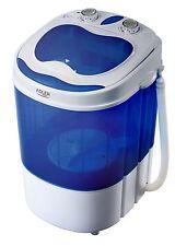 Mini Waschmaschine mit Schleuder 3 KG Waschautomat Camping Single Waschmaschine