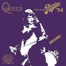 Queen-Live at the rainbow (Deluxe version) - 2xcd NEUF
