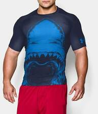 Under Armour Alter Ego Beast Shark Compression Training T- Shirt Size M