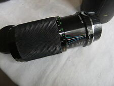Camera lens for PENTAX SLR 80-200mm f 1:4,5  SICOR OK for PETRI CHINON RICOH.M27