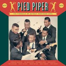 Various Artists - Pied Piper: The Pinnacle Of Detroit Northern Soul (PIPERLP 01)