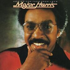 How Do You Take Your Love Major Harris CD New Factory Sealed