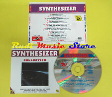 CD SYNTHESIZER COLLECTION VOL 2 compilation 1991 VANGELIS (C1)no lp mc dvd vhs
